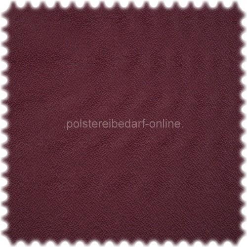 Objekt Möbelstoff Crêpe Bordeauxviolett 170 cm Breit EN 1021