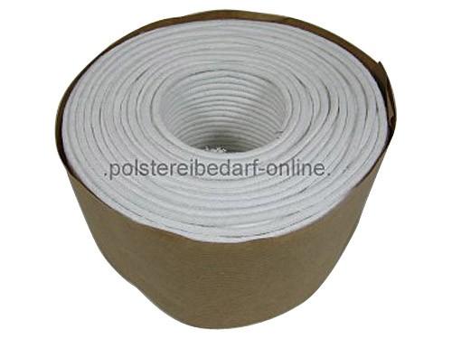 Baumwoll Polyester Keder Schnur 4 mm 100 m