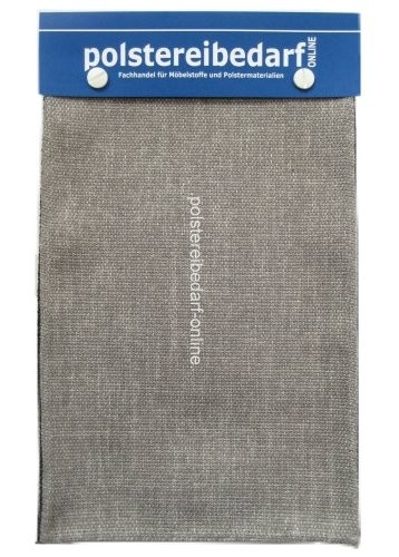 Flachgewebe Karat Möbelstoff Kollektion 30x20cm mit 33 Farben