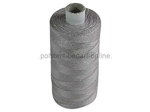 Polsternähgarn Silber 300 Meter 30 Nm