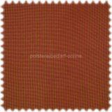 AKTION Hochwertiger Seidenoptik Möbelstoff Ventia Orange/Bordeaux 001