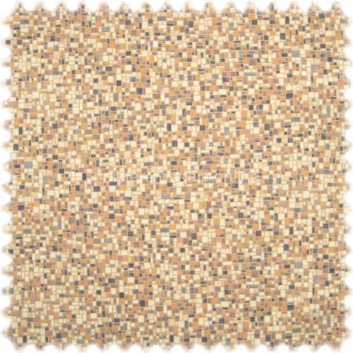 Möbelstoff mit CRYPTON® Nässeschutz Color Braun