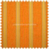 AKTION Trevira CS Streifen Möbelstoff Salemi Orange 001