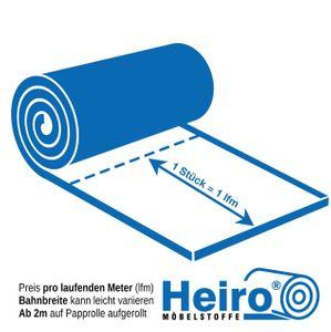 Leinen Optik Möbelstoff Klud Blaugrau mit DuPont™ Teflon® Fleckschutz – Bild 3