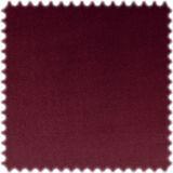 Hochwertiger Samt Möbelstoff MOHAIR LOOK Weinrot mit Fleckschutz 001