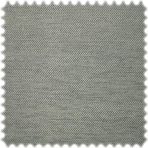 Möbelstoff Heiro Smart Schwarz / Hellgrau