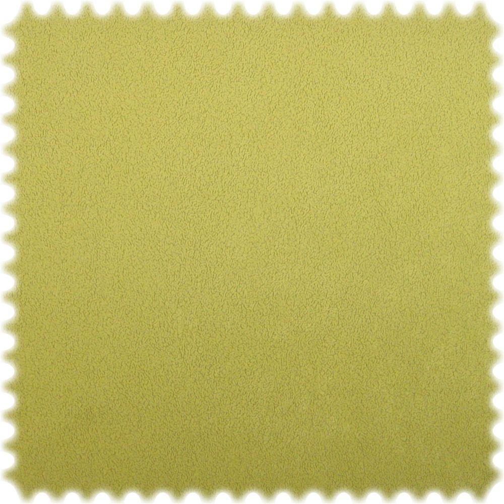 AKTION Original Microfibres® Flockvelours Möbelstoff LONGLIFE Soft Pastell Grün