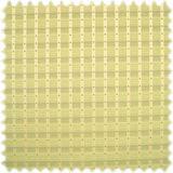 AKTION DELIGARD Möbelstoff Basel Streifen Olivegelb / Beige / Lila 001