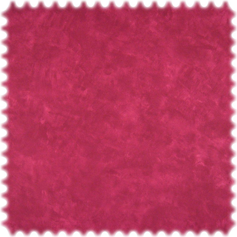 AKTION DELIGARD Möbelstoff Roto Bordeauxviolett