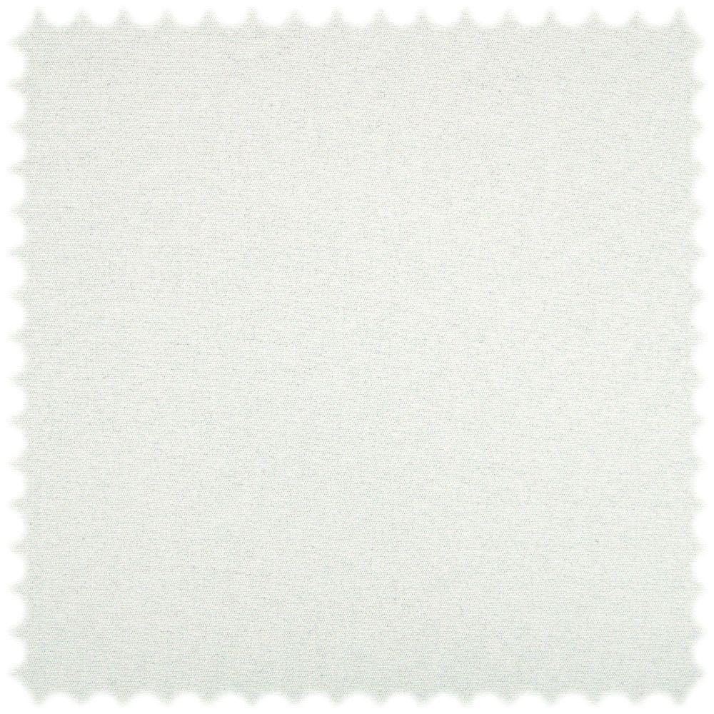 Trevira CS Möbelstoff Uni Mailand Weiss