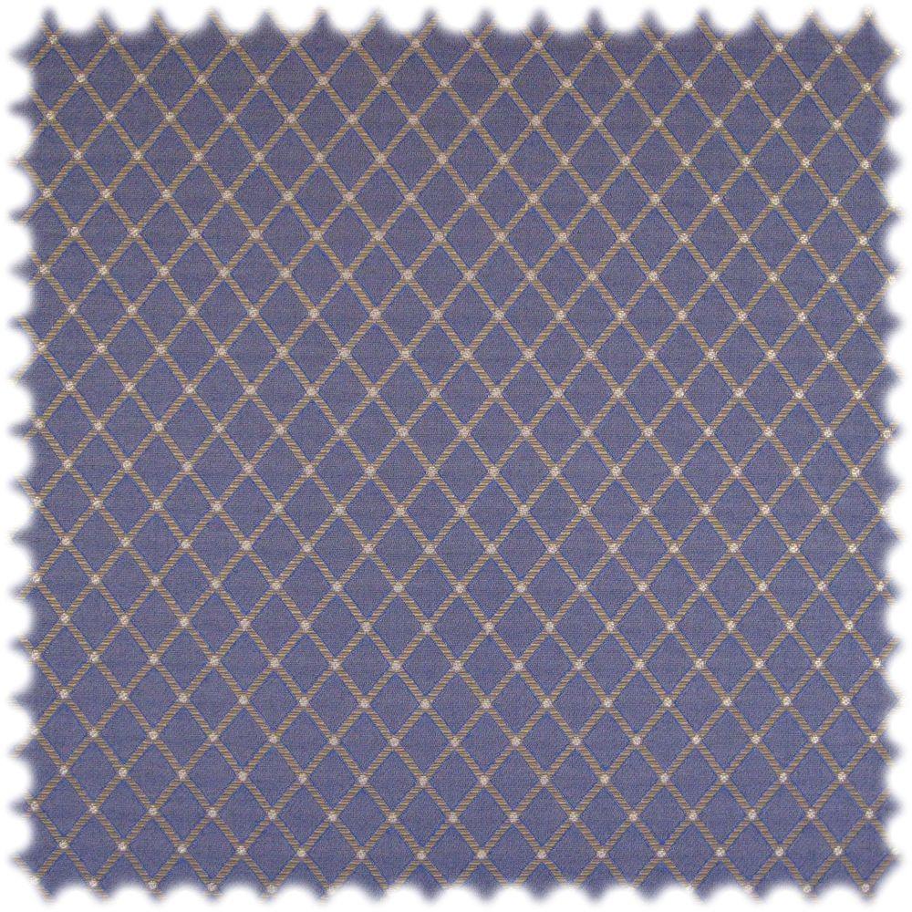 AKTION Trevira CS Möbelstoff Brilliant Enzianblau