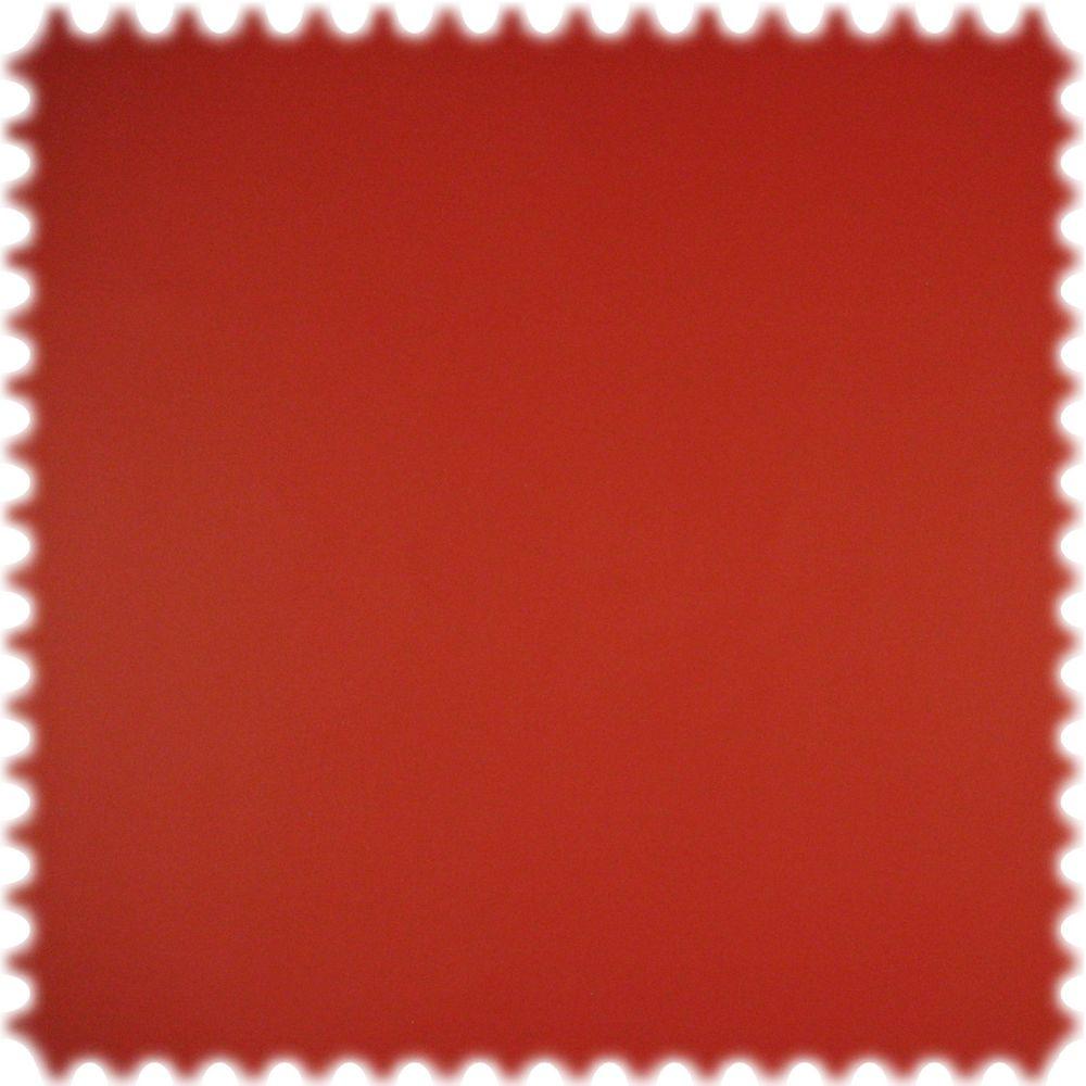 Kunstleder Ecotex Rot mit feiner Kalbsledernarbung und Fleckschutz