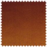 Hochwertiger Samt Möbelstoff MOHAIR LOOK Cognac mit Fleckschutz 001