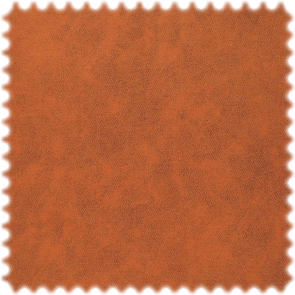 TOP PREIS AKTION Vintage Microfaser Möbelstoff Orange