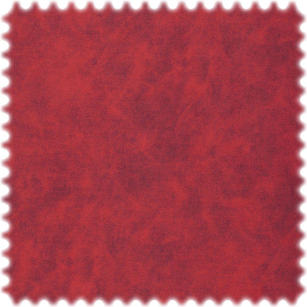 TOP PREIS AKTION Vintage Microfaser Möbelstoff Rot