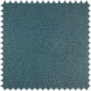 AKTION Kunstleder Taurus Blau mit Rindsleder Optik  – Bild 1