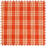 AKTION Leinenoptik Möbelstoff Solace Orange 001