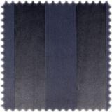 AKTION Trevira CS Blockstreifen Möbelstoff Lounge Velvet Stripe Blau 001